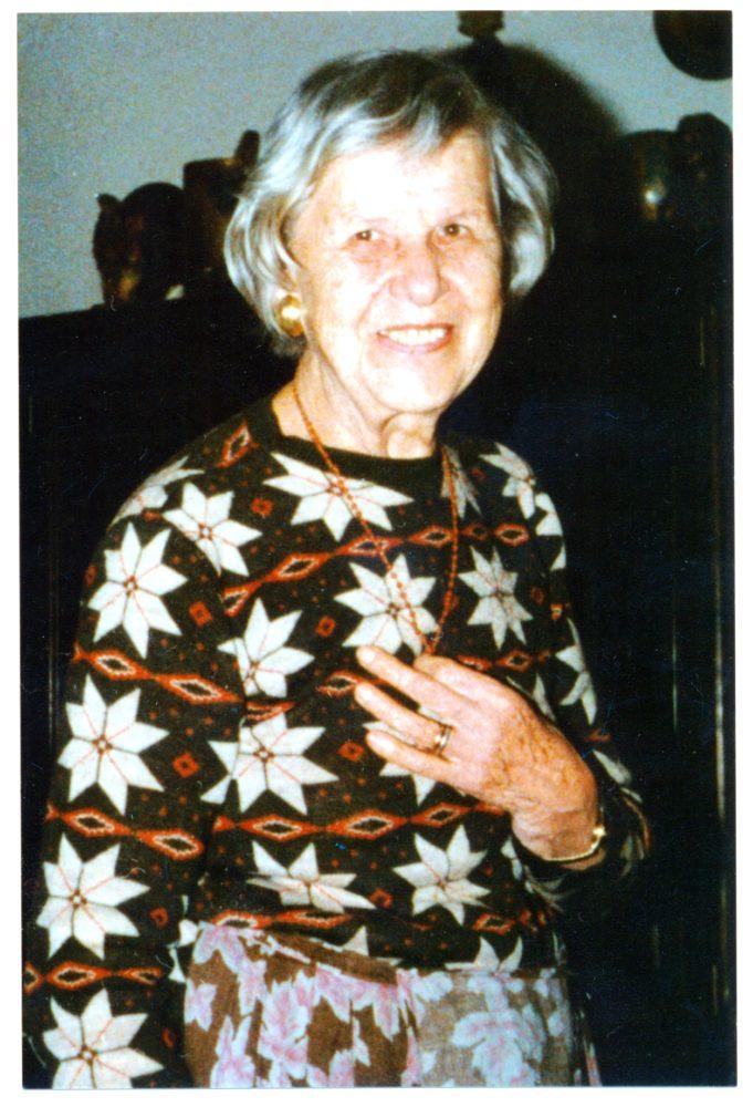 Halina Didžiulytė-Mošinskienė. San Paulas (Brazilija). 1989 m. Panevėžio apskrities Gabrielės Petkevičaitės-Bitės viešoji biblioteka, Irenos Didžiulytės-Jurevičienės fondas F5