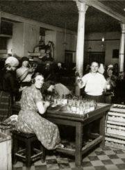 2. Spirito sandėlio Pilstymo skyrius. 1925 m.