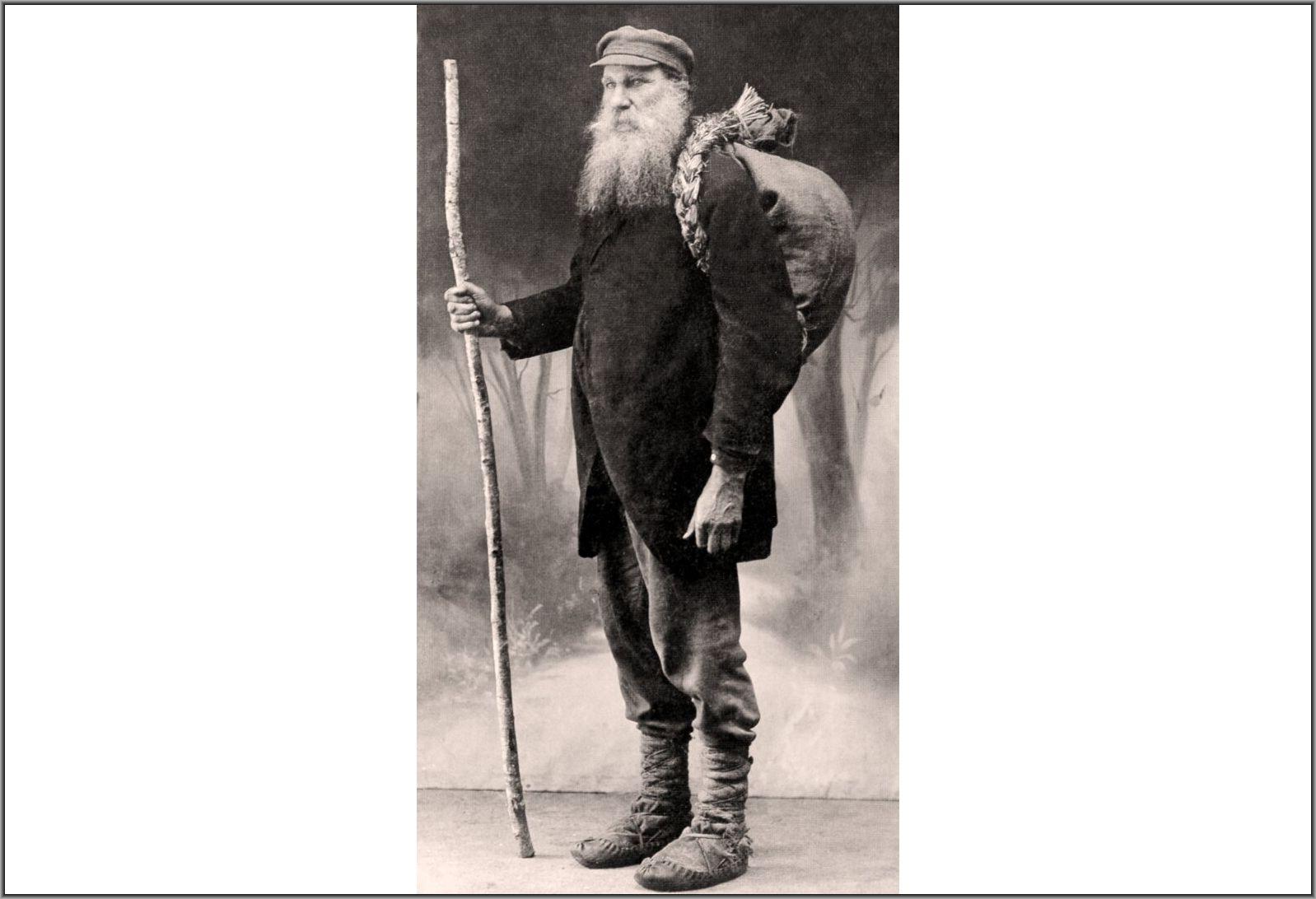 Knygnešys Vincas Juška. XX a. 3–4 deš. Nuotrauka iš: https://www.vle.lt/straipsnis/lietuviu-tautinis-judejimas/