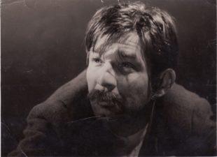 """Bronius Babkauskas – Marcinkus filme """"Niekas nenorėjo mirti"""" (rež. Vytautas Žalakevičius). 1965 m. PAVB F54-42-1"""