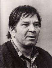 """Bronius Babkauskas – Kolūkietis filme """"Kai aš mažas buvau"""" (rež. Algirdas Araminas). 1968 m. PAVB F54-44"""