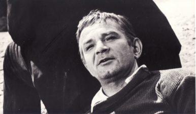 """Bronius Babkauskas – Steponas filme """"Ave, vita!"""" (rež. Almantas Grikevičius). 1969 m. PAVB F54-45-3"""