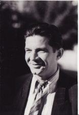 Bronius Babkauskas. Apie 1956 m. Fotogr. Kazimiero Vitkaus. PAVB FKV-412/1