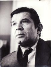 Bronius Babkauskas. Fotogr. Kazimiero Vitkaus. PAVB FKV-456/18