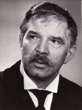 """Bronius Babkauskas – Čertopchanovas filme """"Bajoro Čertopchanovo gyvenimas ir mirtis"""" (rež. Viktoras Turovas). 1972 m. PAVB F54-60-1"""