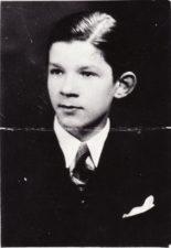 Bronius Babkauskas. Apie 1937 m. PAVB FKV-456/31