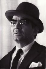 "F. Dűrrenmattas ""Frankas V"" (rež. Juozas Miltinis), 1969 m. Bronius Babkauskas – Frankas V. Fotogr. Kazimiero Vitkaus. PAVB FKV-192/5-4"