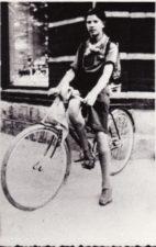 Bronius Babkauskas. Apie 1937 m. PAVB FKV-456/32