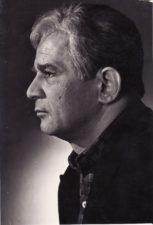 """Bronius Babkauskas – Rimša filme """"Vienos dienos kronika"""" (rež. Vytautas Žalakevičius). 1963 m. PAVB F54-40"""