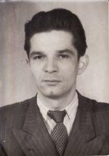 Bronius Babkauskas. Fotogr. Kazimiero Vitkaus. PAVB FKV-456/11