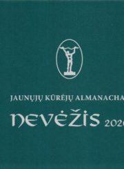 """Jaunųjų kūrėjų almanachas """"Nevėžis"""". 2020"""