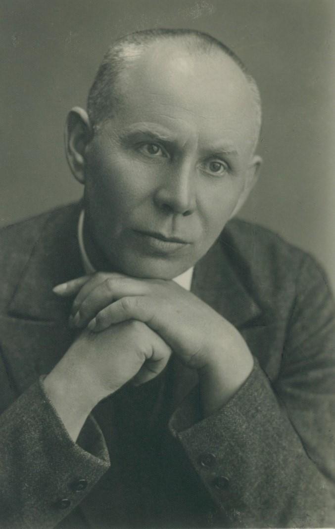 Juozas Zikaras. 1935 m. LLMA. F. 377, ap. 1, b. 3, l. 6