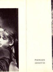 Juškevičius, Vytautas. Draugės; Pirmasis krikštas: nuotraukos / Meninės fotografijos parodos katalogas 1972 / Lietuvos TSR fotografijos meno draugija, Panevėžio skyrius / [sudarytojas Lionginas Skrebė]. Panevėžys, 1971 (Panevėžio sp.), p. 20–21