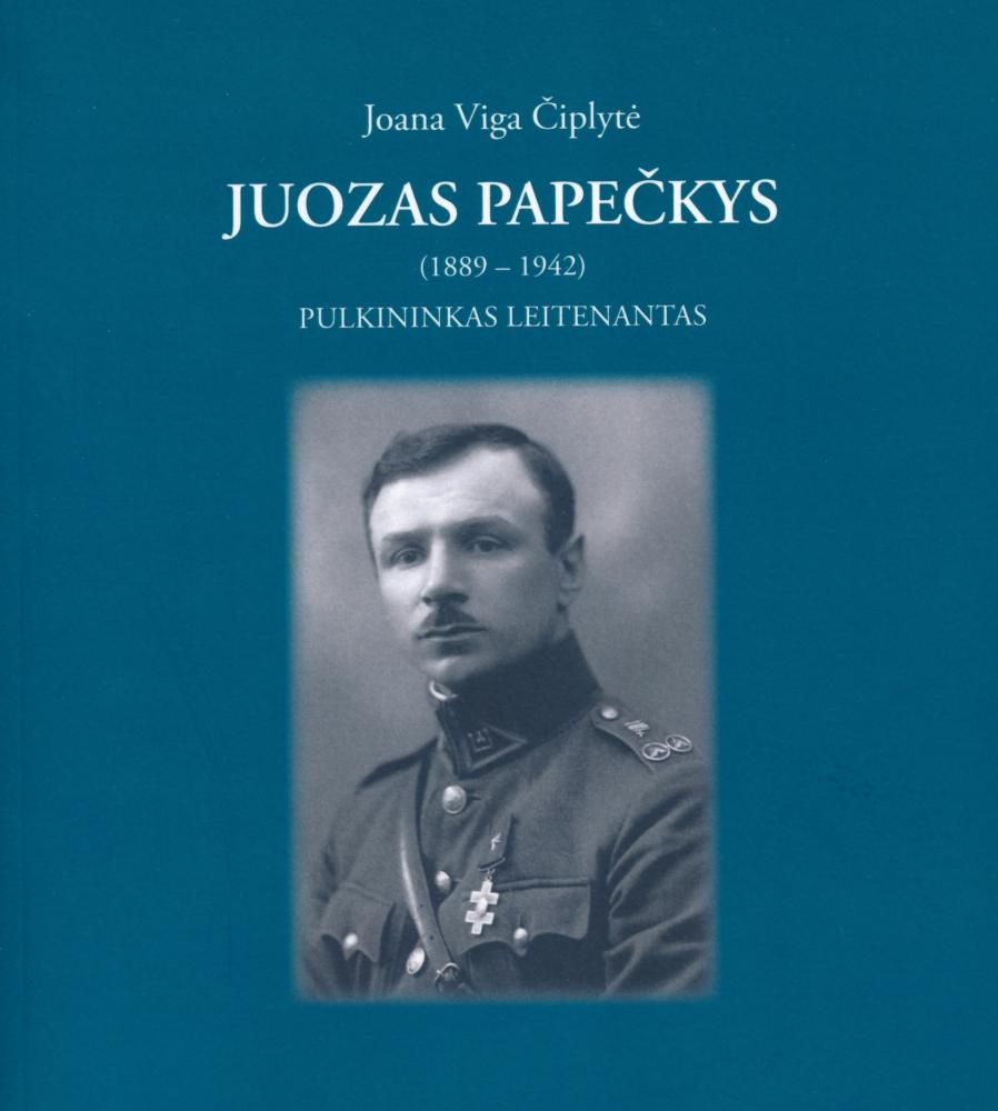 Juozas Papečkys (1889–1942): pulkininkas leitenantas