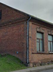 Panevėžio NKVD-MVD-MGB būstinės pastatas. Loretos Dundulienės nuotrauka