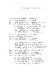 Cemnolonskis, Česys Gediminas (1931–1991). Tremtiniui: [eilėraštis]. Panevėžio apskrities Gabrielės Petkevičaitės-Bitės viešoji biblioteka, Česio Gedimino Cemnolonskio fondas F105