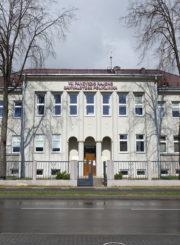 Panevėžio apskrities savivaldybės rūmai. Dabar – Panevėžio rajono poliklinika. Giedriaus Zauros nuotrauka