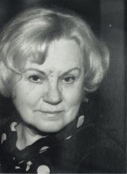 Aktorė Gražina Urbonavičiūtė. Fotogr. Ingridos Žilėnaitės. JMC fondas