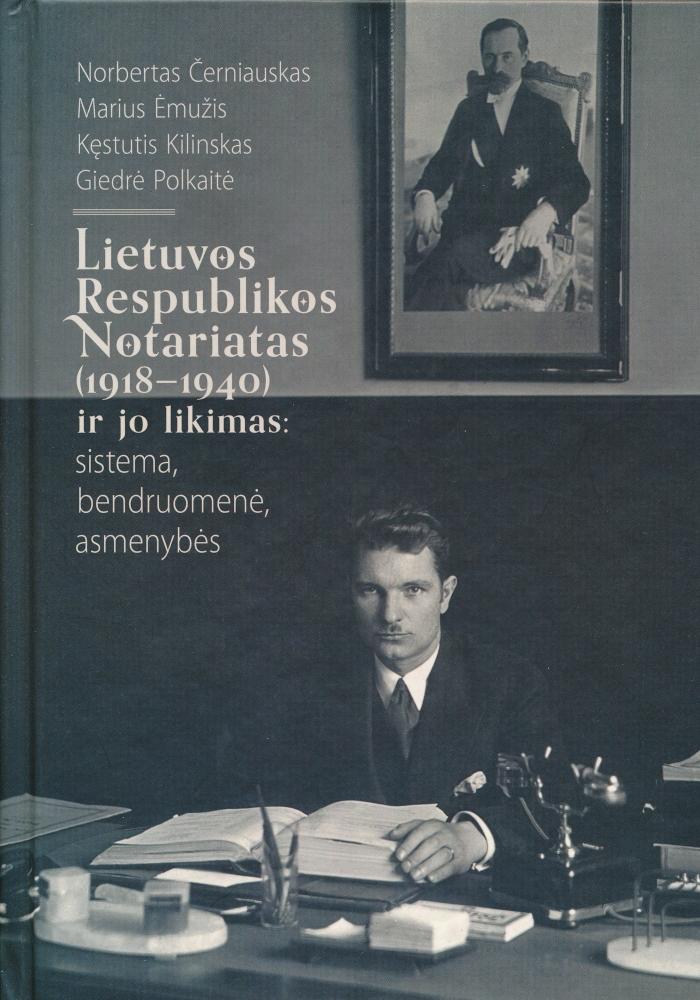 Lietuvos Respublikos notariatas